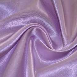 Атлас бледно-фиолетовый ш.150
