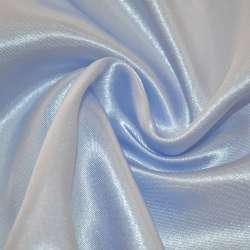 Атлас голубой ш.150