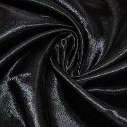 Атлас чорний ш.150