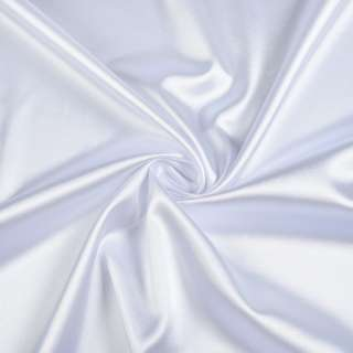 Стрейч атлас белый ш.150