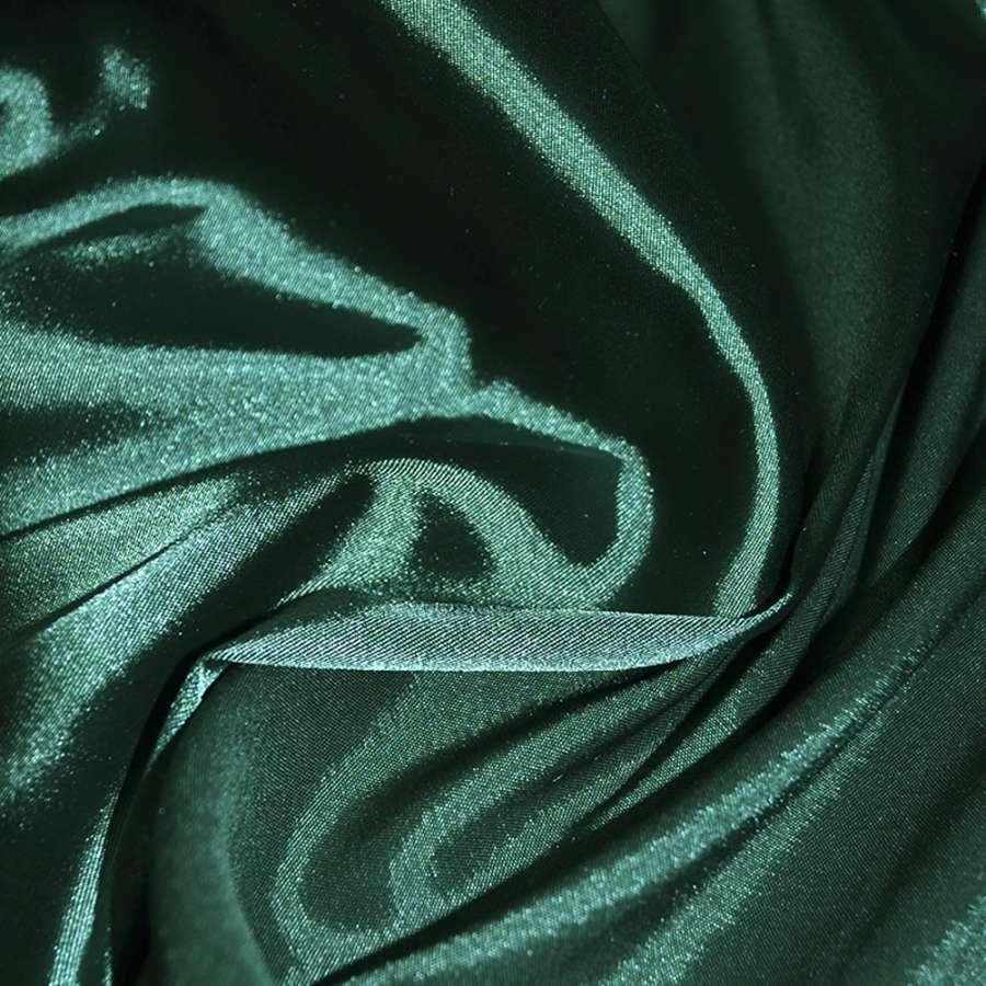 Стрейч атлас хамелеон ядовито зеленый ш.150