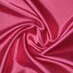 Атлас стрейч шамус вишневый (оттенок) ш.150