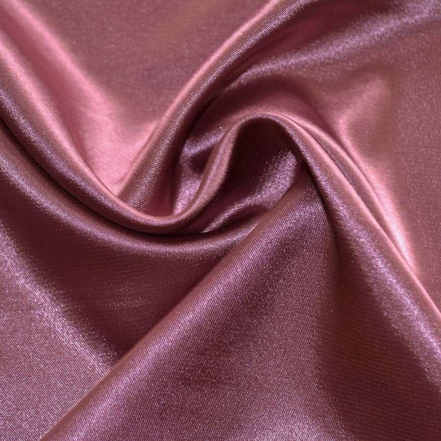 Стрейч атлас темный фрез шамус пл.130 г/м ш.150