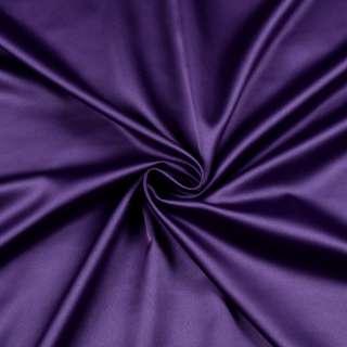 Шелк японский стрейч фиолетовый ш.150