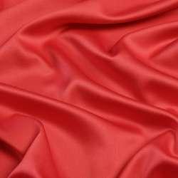 Шелк японский стрейч красный ш.150