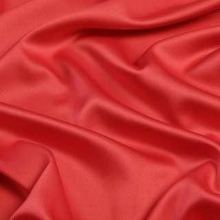 Шовк японський стрейч червоний ш.150