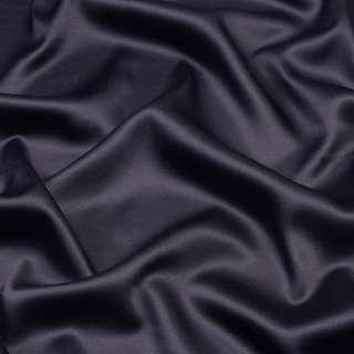 Шовк японський стрейч фиолетово сірий ш.150