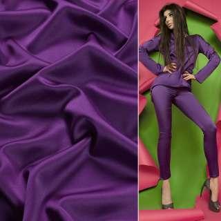 Шовк японський стрейч фиолетовий ш.150