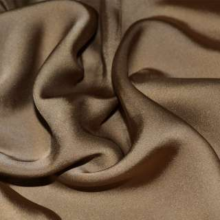Шелк японский светло-коричневый ш.150
