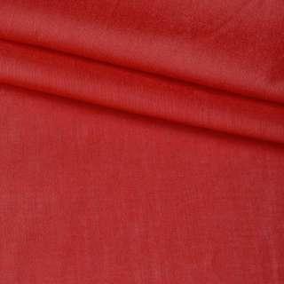 Батист красный ш.145