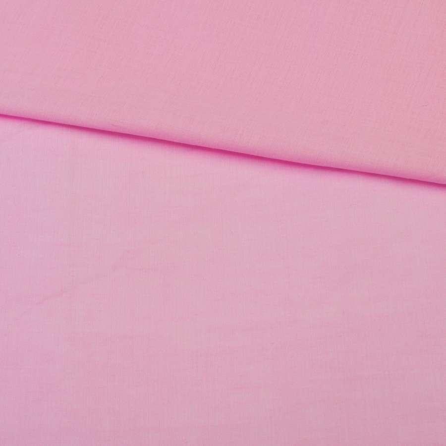 Батист розовый, ш.150