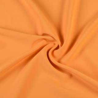 Креп костюмный бистрейч желтый ш.150