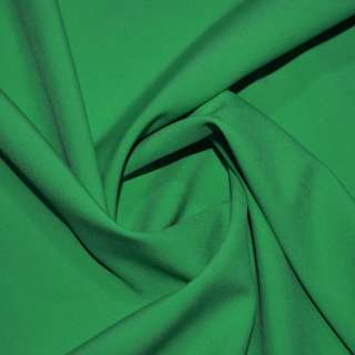 ткань кост. бистрейч. зеленая ш.150