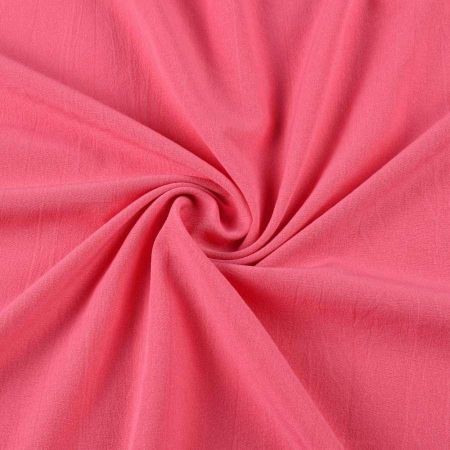 Бистрейч плательный розовый темный, ш.150