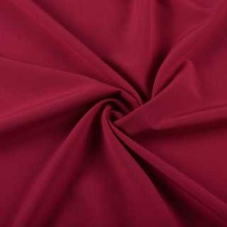 Бистрейч плательный красный винный, ш.152