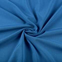 Бистрейч плательный синий светлый, ш.150