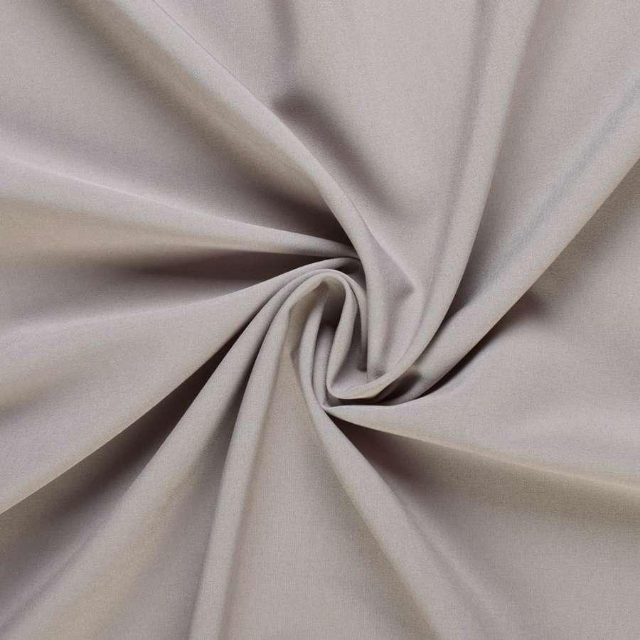 Биэластик гладкий светло серый ш.150