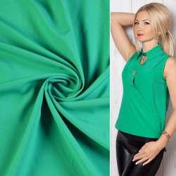 Биэластик гладкий зеленый ш.150