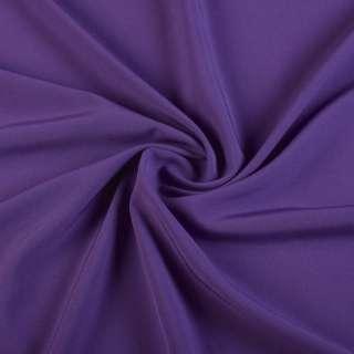 Биэластик гладкий фиолетовый ш.150