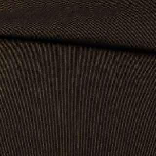 Коттон стрейч вельветовий рубчик жовтий ш.155