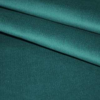 Мікровельвет стрейч темно-бірюзовий ш.150