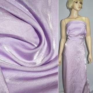 Кристалон з органзой світло-фіолетовий ш.150