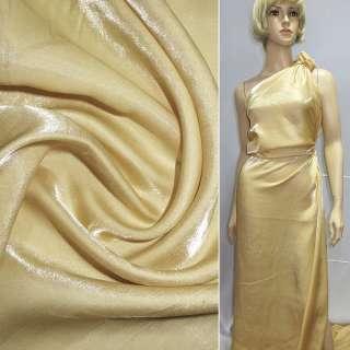 Кристалон з органзой жовтий ш.150