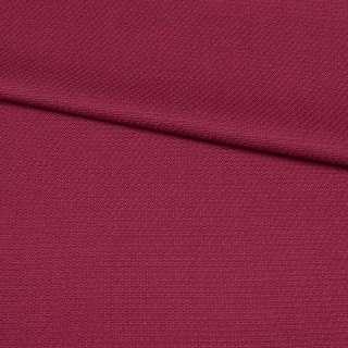 Ткань костюмная бордовая, ш.140
