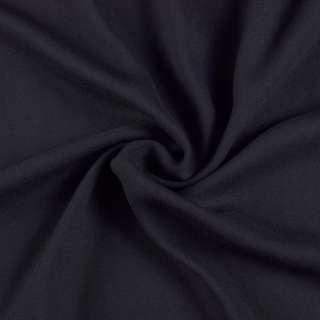 Креп стрейч черный, ш.145