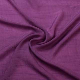 Вискоза жатая фиолетово сиреневая ш.154
