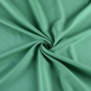 Поливискоза стрейч зеленая, ш.150