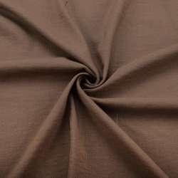 Віскоза стрейч коричнева ш.145