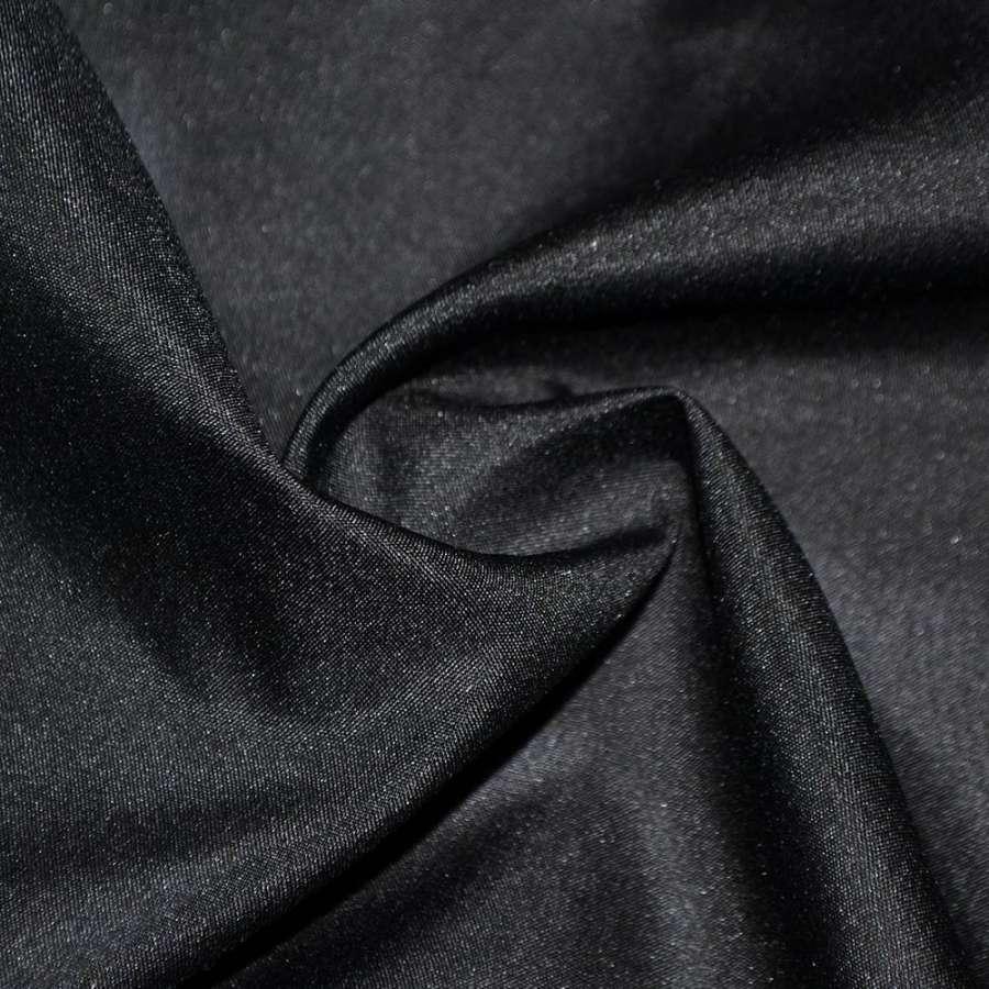 Габардин облегченный черный ш.150