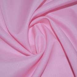 Габардин облегченный розовый ш.150