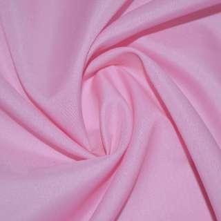 Габардин полегшений рожевий ш.150