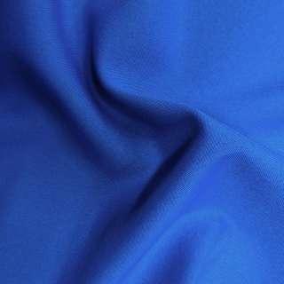 габардин однотон. синий ш.150