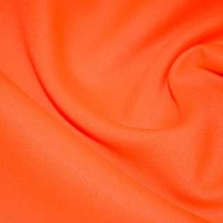 твил кост. однотон.ярко-оранжевый, ш.150
