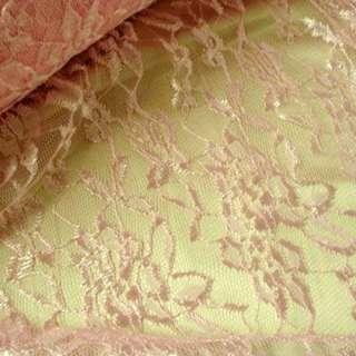 Гипюр розовый, ш.150