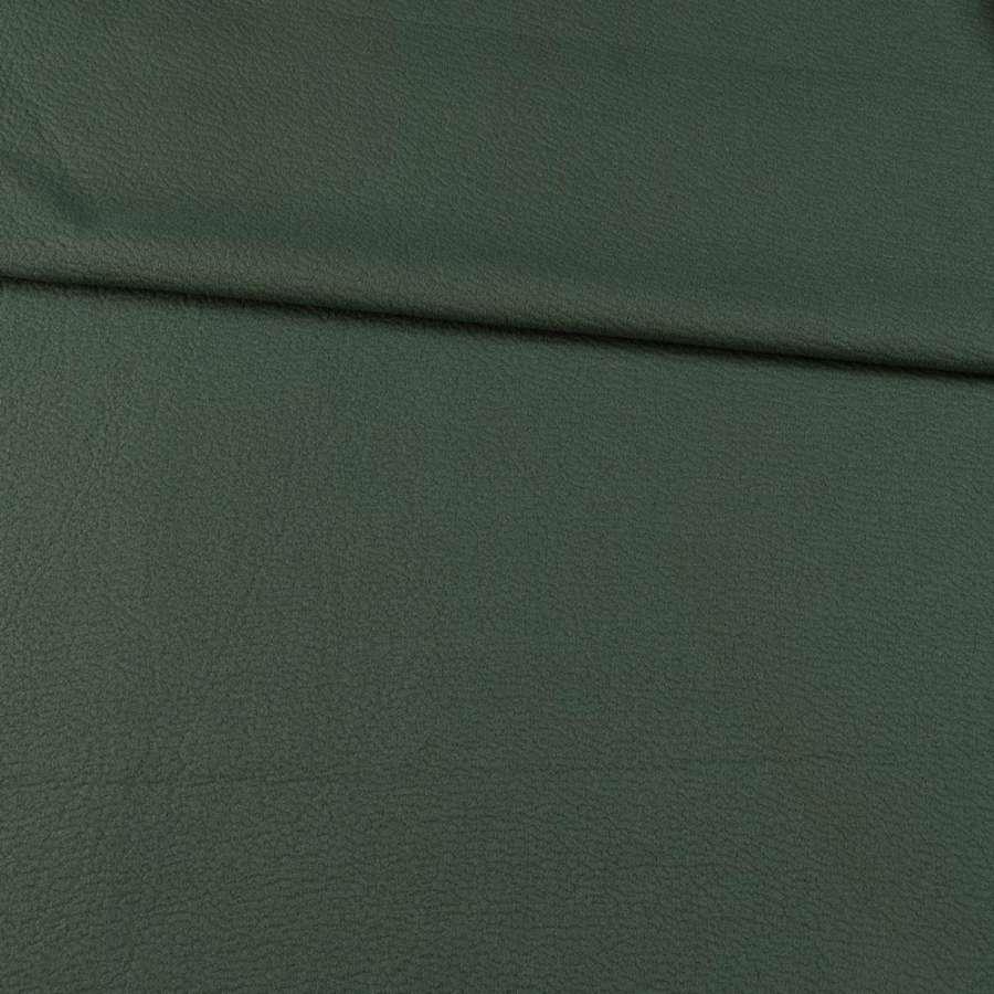 креп дайвинг зеленый темный, ш.155