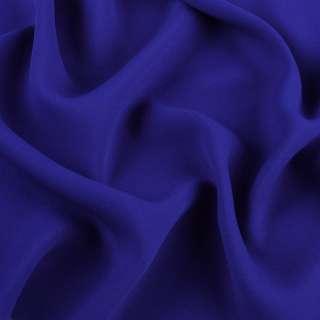 Креп стрейч синий ультра, ш.150