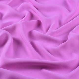 Бістрейч креп платтяний бузковий, ш.150