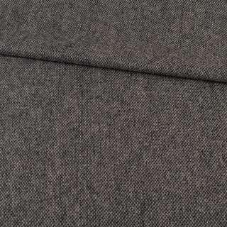 Твід харріс чорно-сірий ш.150