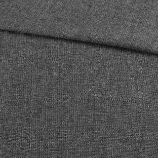 Твид серый с белыми узелками, ш.145