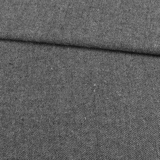 Твід коверкот сіро-чорний, ш.150