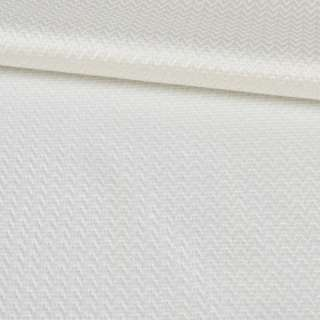 Жаккард білий з блискучою ниткою, ш.145