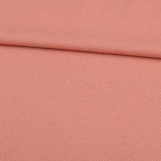 Жаккард рожево-персиковий ш.150