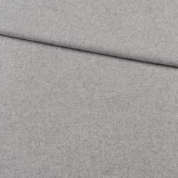Кашемир костюмный серый светлый, ш.150
