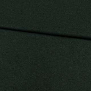 Кашемир костюмный зеленый темный, ш.150