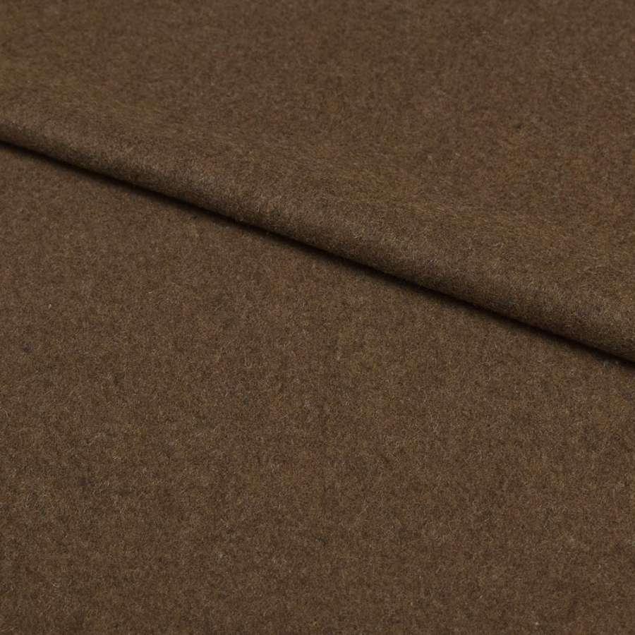 Кашемир коричневый, ш.153