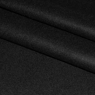 Тканина костюмна чорна ш.158